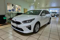Kia Ceed SW  T-GDI Collection DCT  Stc 7g Aut. 1,4