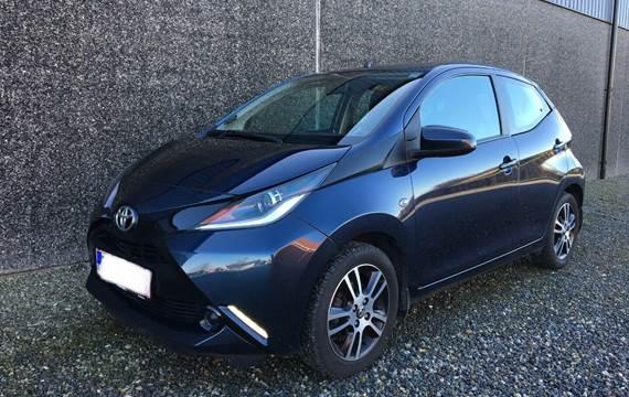 Toyota Aygo VVT-i x-change 1,0