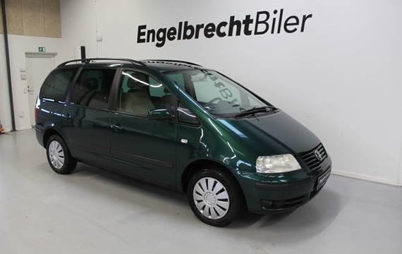 VW Sharan TDi 115 Trendline 7prs 1,9