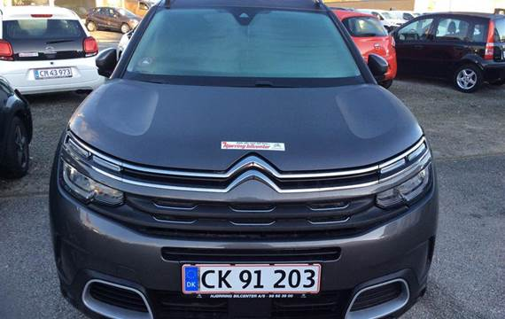 Citroën C5 Aircross 1,2 PureTech Iconic start/stop  5d 6g
