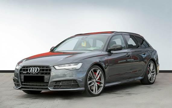 Audi A6 TDi 326 S-line quattro Tiptr. 3,0