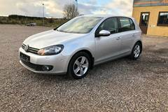 VW Golf VI TDi 105 Highline BMT Van 1,6