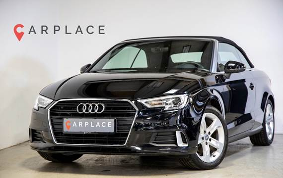 Audi A3 TFSi 150 Sport Cabriolet S-tr. 1,4