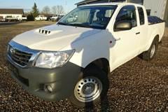 Toyota HiLux D-4D 144 Ex.Cab 4x4 T2 2,5