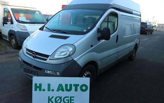 Opel Vivaro DTi L2H2 Van 1,9