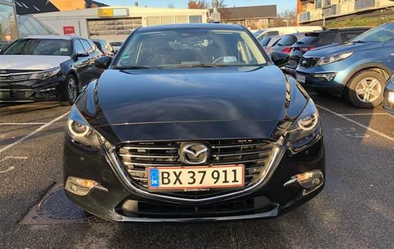 Mazda 3 Skyactiv-G Optimum  6g 2,0