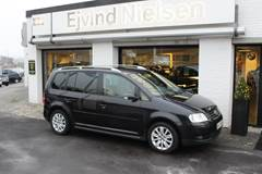 VW Touran TDi 140 Highline DSG 7prs 2,0