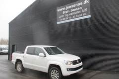 VW Amarok TDI Highline 4Motion  Pick-Up 8g Aut. 2,0