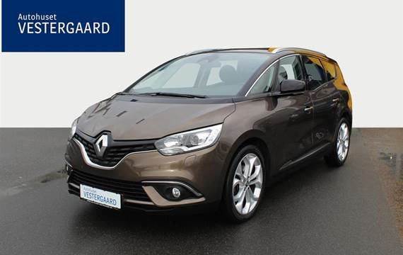Renault Grand Scénic Energy TCe Zen  6g 1,2