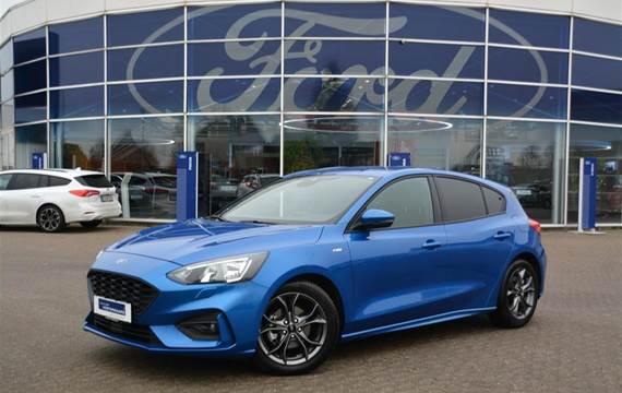 Ford Focus EcoBoost ST-Line  5d 8g Aut. 1,5