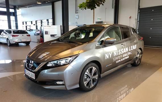 Nissan Leaf EL Tekna  5d Aut.