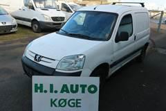 Peugeot Partner HDi Van Limited 2,0