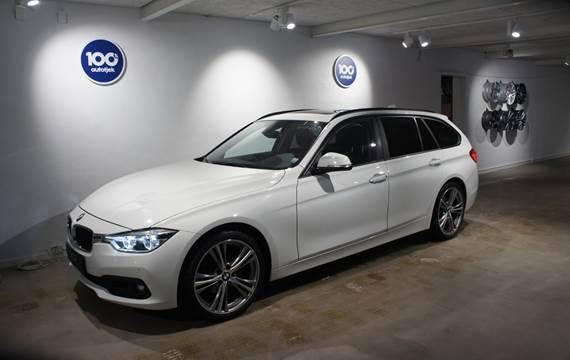 BMW 318d Touring aut. 2,0