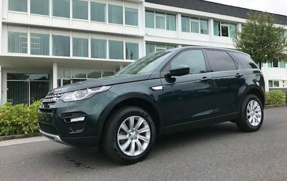 Land Rover Discovery Sport 2,0 TD4 150 HSE aut. Van