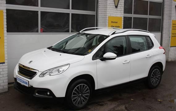 Peugeot 2008 VTi 82 Excite 1,2