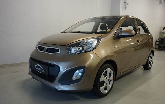 Kia Picanto Motion+ Eco 1,0