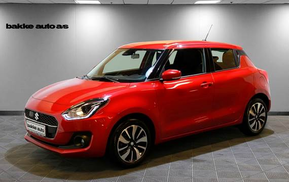 Suzuki Swift Dualjet Hybrid Exclusive Gold 1,2
