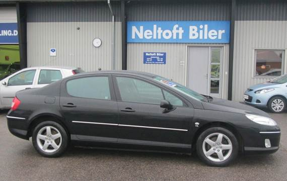 Peugeot 407 Premium 2,0