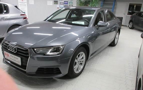 Audi A4 TDi 150 2,0