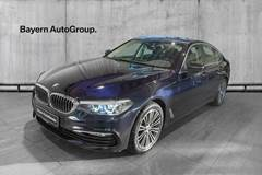 BMW 520d Connected aut. 2,0