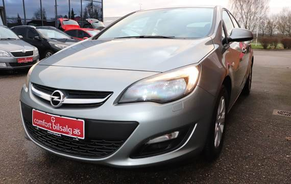 Opel Astra T 140 Limited 1,4