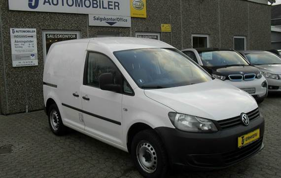 VW Caddy TDi 102 BMT Van 1,6