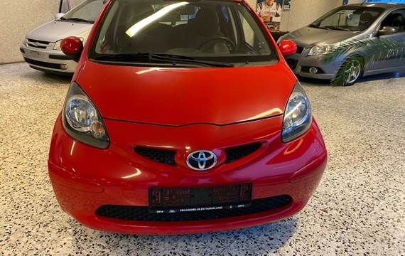 Toyota Aygo Plus 1,0