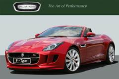 Jaguar F-Type S/C S Convertible aut. 3,0