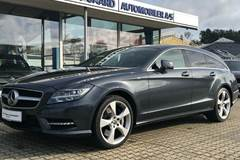 Mercedes CLS500 SB aut. 4-M BE 4,7