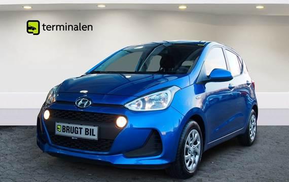 Hyundai i10 Nordic Edition 1,0