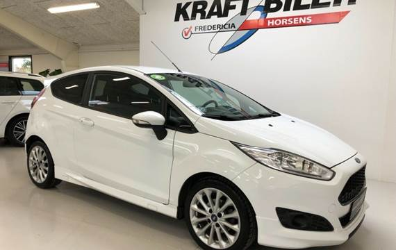Ford Fiesta SCTi 140 Sport 1,0