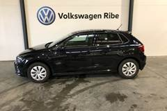 VW Polo TSi 95 Connect DSG 1,0