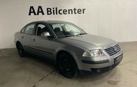 VW Passat TDi 130 Highline 1,9