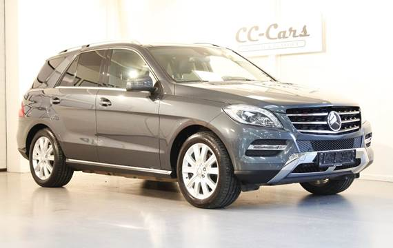 Mercedes ML350 BlueTEC aut. 4-M 3,0
