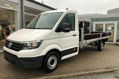 VW Crafter 35 TDi 140 Chassis 2,0