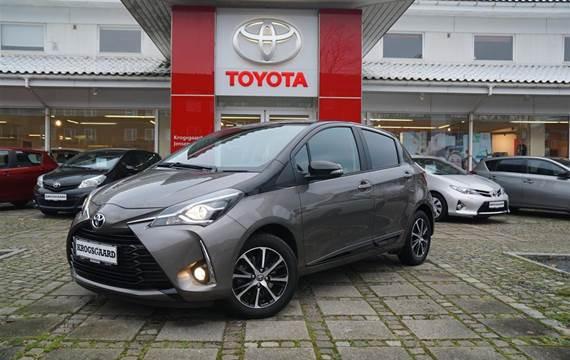 Toyota Yaris 1.5VVT-iE 1,5