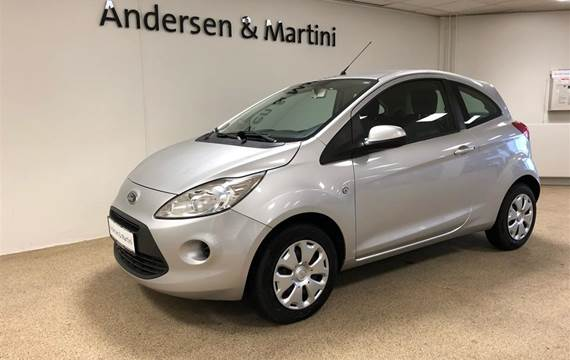 Ford Ka Trend Plus  3d 1,2
