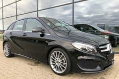 Mercedes B200 Final Edition aut. 1,6