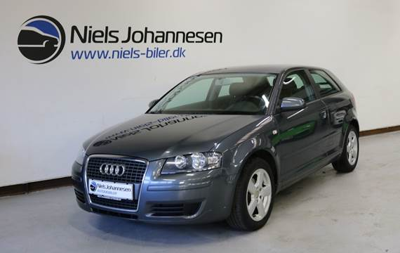 Audi A3 Attraction 1,6