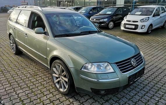VW Passat TDi 150 Highl. Vari. Tiptr. 4M 2,5