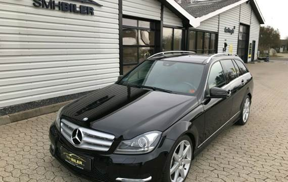 Mercedes C300 CDi stc. aut. 4-M BE Van 3,0