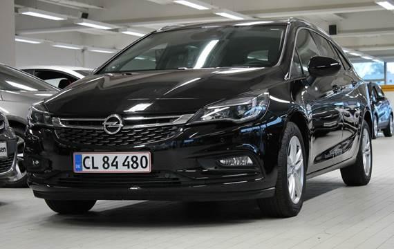Opel Astra T 150 Impress ST 1,4