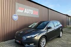 Ford Focus TDCi 150 Titanium stc. aut. 2,0