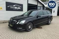Mercedes E250 CDi stc. aut. 4-M BE Van 2,2