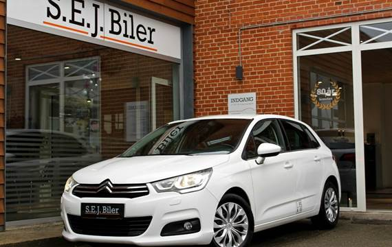Citroën C4 BlueHDi 120 Feel EAT6 Van 1,6