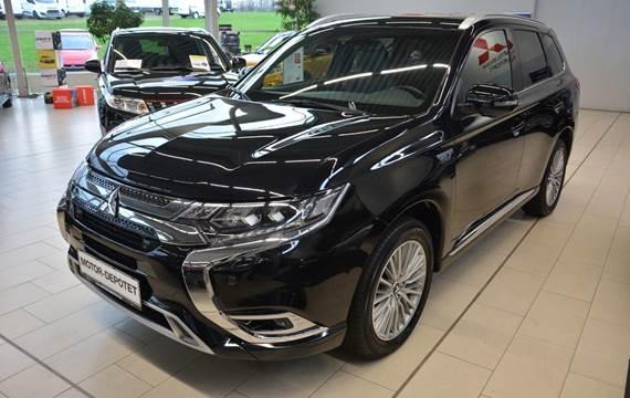 Mitsubishi Outlander PHEV Instyle CVT 4WD 2,4