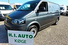 VW Transporter TDi 84 Kassevogn kort 2,0