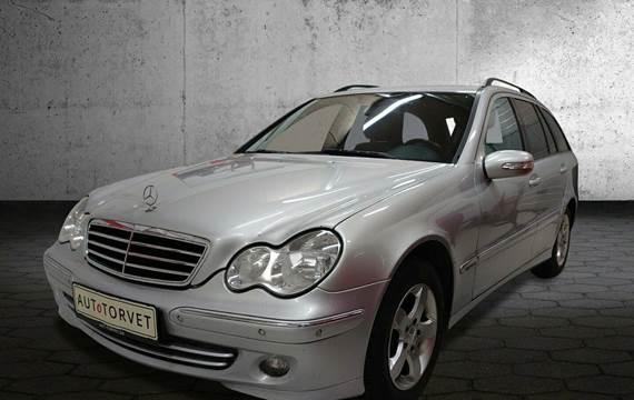 Mercedes C180 Komp. Avantgarde stc. aut. 1,8