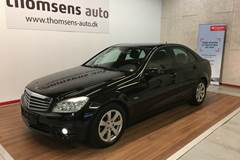 Mercedes C180 CGi aut. BE 1,8