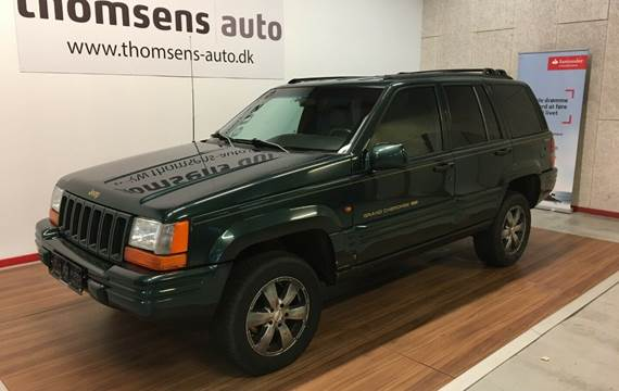 Jeep Grand Cherokee V8 Limited aut. 5,2